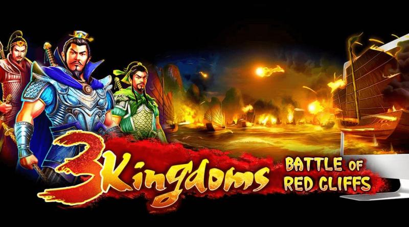3 Kingdoms – Battle of Red Cliffs Slots